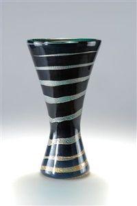 Vase by Giulio Radi 1950