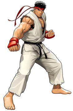 Ryu from Tatsunoko vs. Capcom: Ultimate All-Stars