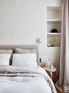 Paris home, designed by A+B Kasha and photographed by Idha Lindhag.