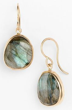 Melissa Joy Manning Drop Earrings available at #Nordstrom--LOVE THESE---just not the price!
