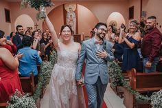 """""""Nunca existiu um pedido oficial, apenas decidimos juntos""""   Angela e Lucas Royal Weddings, Groom Wedding Dress, Vestidos"""