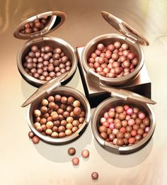 Giordani Gold Bronzing Pearls by Oriflame: now available in four shades.