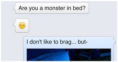 15 Perfect Responses To Suggestive Texts | Diply