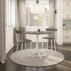AMISCO - Angelina Non Swivel Stool - Furniture - Kitchen - Farmhouse collection - Traditional - Stool Table Reglable, Farmhouse Stools, Counter Height Pub Table, Cuir Vintage, Chic Desk, Chaise Bar, Metal Bar Stools, Home Comforts, Wood Accents