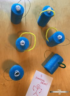 We create a pool noodle fishing game to work on hand eye coordination, attention, and motor planning in occupational therapy. Pool Noodle Games, Pool Noodles, Pool Games, Party Games, Gross Motor Activities, Indoor Activities For Kids, Family Activities, Senior Activities, Therapy Activities