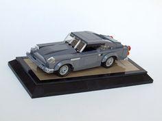 #LEGO Aston Martin DB5