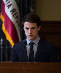 On 13 Reasons Why, Clay Is A Bad Role Model For Consent+#refinery29