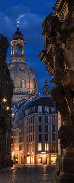 Dresden, Germany | by Sebastian Rose on 500px