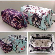 Free Sewing Pattern: The Retreat Bag 2.0