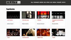 O MITsp - Mostra Internacional de Teatro #theater #corporastreado #gabigonçalves