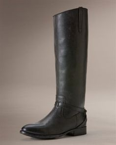 Frye- Lindsay Plate (tall boots)