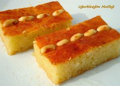 Hani şu el arabalarında satılan Şam tatlılarını hepimiz çok severiz,illaki bir dilim kağıda sardırıp yemişliğimiz vardır diimi :) Bu ...