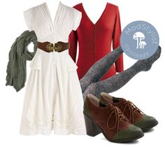 ModCloth Style  Love the dress