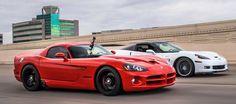 Viper takes on Exotics! LFA, Italia 458, Aventador, GTRs, ZR1