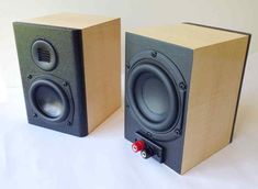 The Bantams Micro Speaker System -     Techtalk Speaker Building, Audio, Video Discussion Forum
