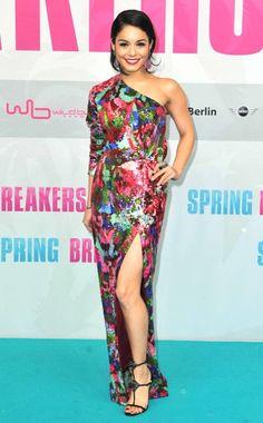 Vanessa Anne Hudgens Glam in Germany