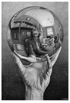 Escher Kunst, Mc Escher Art, Escher Drawings, Delft, A Level Art, Illusion Art, Dutch Artists, Illustrations, Tattoo
