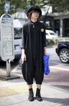 Pan in Limi Feu, Tokyo | Street Fashion | Street Peeper | Global Street Fashion and Street Style