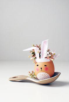 Ideas de decoración del huevo de Pascua - más de 30 ideas de decoración de huevos para los niños y los adultos!