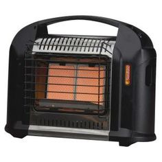 From Homedepot.com · Mr. Heater 16,000 BTU Double Tag A Long Unvented Gas  Portable Heater