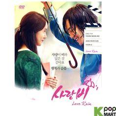 Love Rain (DVD) (9-Disc)(Korea Version)
