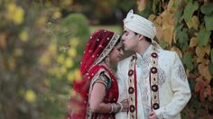 """This is """"Hindu Wedding - Raaj & Priya"""" by Ovoma® on Vimeo, the home for high quality videos and the people who love them. Wedding Videos, Asian, Beautiful"""