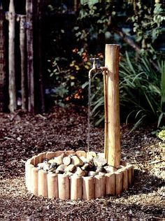 How to Build a Perpetual Water Tap for your garden