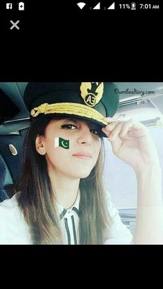 Military Style, Military Fashion, Amazing Dp, Pakistan Armed Forces, Army Girls, Pakistan Army, Captain Hat, Celebrities, Board