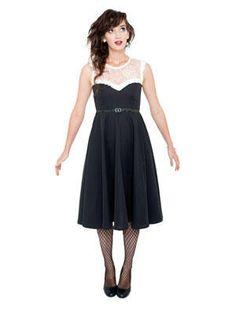 Fabric Godmother - Victory Patterns Ava Dress