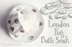 London Fog Bath Soak