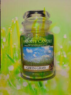 Diario di una Tartizzatrice di Candele: GREEN GRASS
