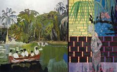 Uninterested in conceptual art, Peter Doig paints lush, mysterious landscapes – and breaks saleroom records. Mark Hudson reports.