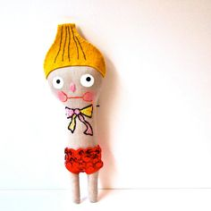 onion boy * jess quinn small art