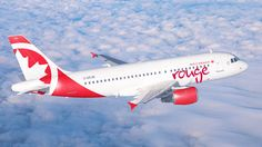 Air Canada Rouge. Fly to Costa Rica.
