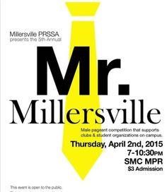 Mr. Millersville | Her Campus