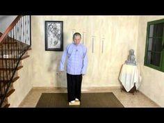 Para el Dolor de Espalda: Estiramiento cadena tendinomuscular posterior - YouTube