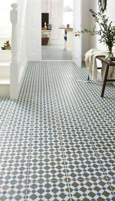 Utility floor tiles