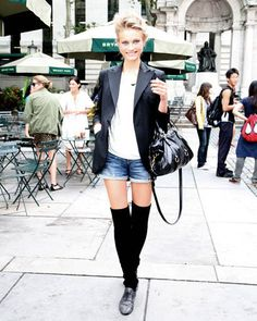 Street Chic: The Best Off-the-Runway Styles from Spring 2010 Fashion Week