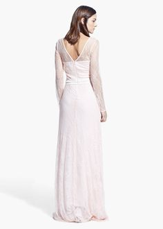 COUNTRY SPECIALS - Robe longue dentelle