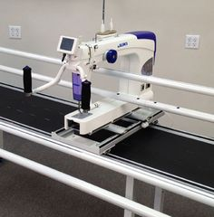 Tiara, the latest addition to our royal quilting family, is a 16 ... : juki long arm quilting machine reviews - Adamdwight.com