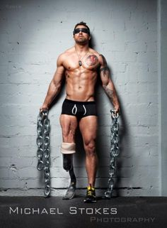 You Have To See These Amazing Images Of Wounded Male War Veterans - #news #fight…
