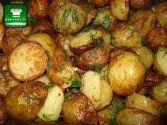 Рецепта как да приготвим пресни картофи соте