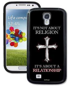Inspirational Expressions - GoYePreach Religion Galaxy S4 Christian Case