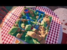 (121) Claybook Announcement Trailer - YouTube