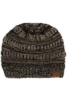ScarvesMe CC Beanie Mix Color Two Tone Hat (10) at Amazon Women s Clothing  store  83afb992339b