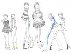 illustrations | Tibi - Official Site