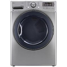 LG 7.4 cu.ft. Ultra Large Capacity SteamDryer™