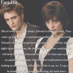 I love Edward and Alice!