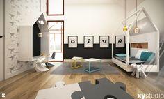 pokój chłopca - zdjęcie od XYstudio - Pokój dziecka - Styl Nowoczesny - XYstudio