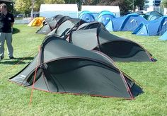 Canvas Tents to Live In Look at these amazing conversion tents. These are very cool www.tentsngear.com